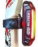 Blitzu Cyclops 120T USB Rechargeable LED Bike Tail Light