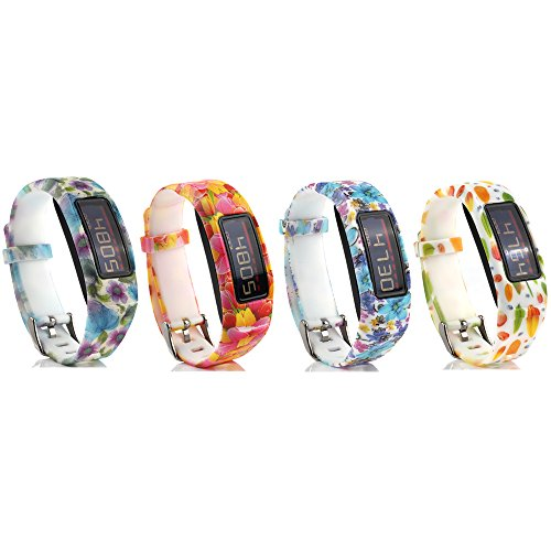 cute-silicone-replacement-watchband-style-4-in-1-wristband-bracelets-bundle-wireless-activity-tracke