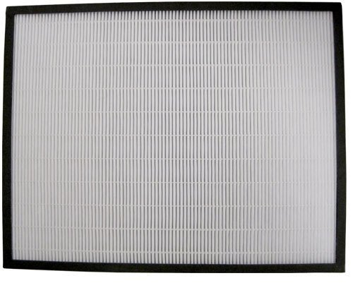 HEPA Air Purifier w/ Ion Flow Technology- (FILTER Only) - White By Sunpentown by Sunpentown