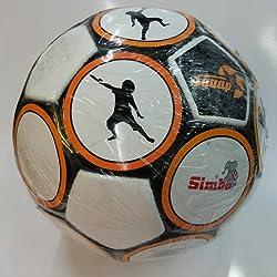 Simba Squap Soccer Ball, Multi Color