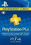 PlayStationPlus : abonnement de 12mois [Code Jeu PSN PS4, PS3, PS Vita - Compte français]