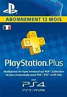 PlayStationPlus : abonnement de 12mois [Téléchargement]