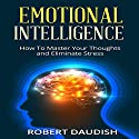 Emotional Intelligence: How to Master Your Thoughts and Eliminate Stress: Spirituality Without Religion, Spirituality for Dummies, Emotional Intelligence, Volume 1 Audiobook by Robert Daudish Narrated by James Killavey