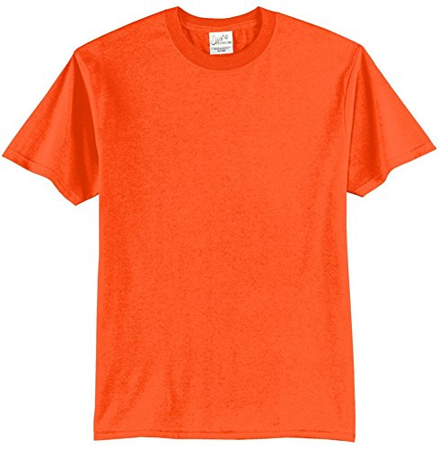 Joe's USA(tm) - Mens X-Large Tall Short Sleeve 50/50 Cotton/Poly T-Shirts
