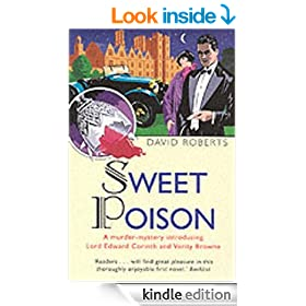 Sweet Poison (Lord Edward Corinth & Verity Brown Murder Mysteries)