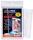 "Ultra Pro 4"" x 6"" Soft Sleeves (100)"