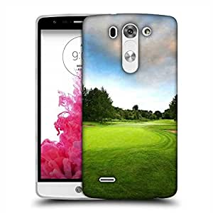 Snoogg Big 6lf Court Designer Protective Phone Back Case Cover For LG G3 BEAT STYLUS