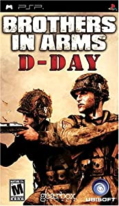 Brothers in Arms D-Day - PlayStation Portable