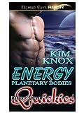 Energy (Planetary Bodes, Book Four)