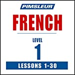 French Level 1: Learn to Speak and Understand French with Pimsleur Language Programs |  Pimsleur