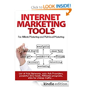 Internet Marketing ToolsFor Affiliate Marketing and Multi Level Marketing mamadou ADouka