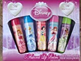 Disney Princess Flavored Jumbo Fat Lip Balm Set of 5