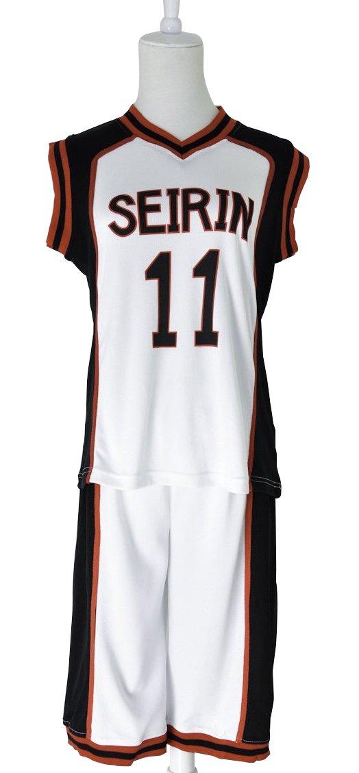 11 Cosplay Gr??e L Kurokos Basketball MakotoRin Hochschuluniform Tetsuya Kuroko einheitlichen Nummer] [c53L (Japan-Import) jetzt bestellen