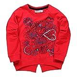 boboli, CAMISETA PUNTO ELÁSTICO - Camiseta para bebés, color rojo, talla 10 años