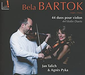 44 Violin Duets