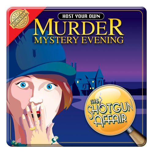 Cheatwell Murder Mystery Boxed Game