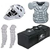 Easton Natural Intermediate Catcher Box Set by Easton