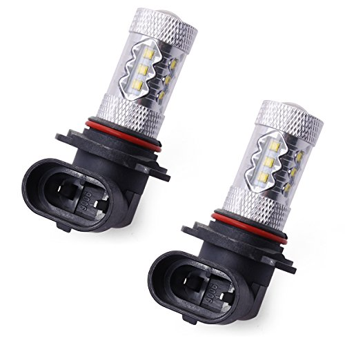 Xcsource® 2 X Super White High Power 9006 80W Cree Led Headlight Fog Driving Lights Bulb Ld313
