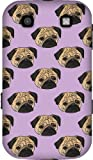 'Pug Life' Design Blackberry Bold 9700 9780 Case Cover by Katie Reed - 3D Full Wrap Design