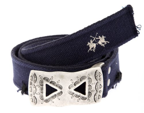 La Martina - Cintura - Uomo blu scuro