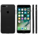 Highend berry iPhone7 Plus ケース 耐衝撃 ハイブリッド ケース アイフォン7 プラス カバー Unity 落下防止 用 ストラップ ホール 付き 保護キャップ 一体型 ストラップ 付き クリア