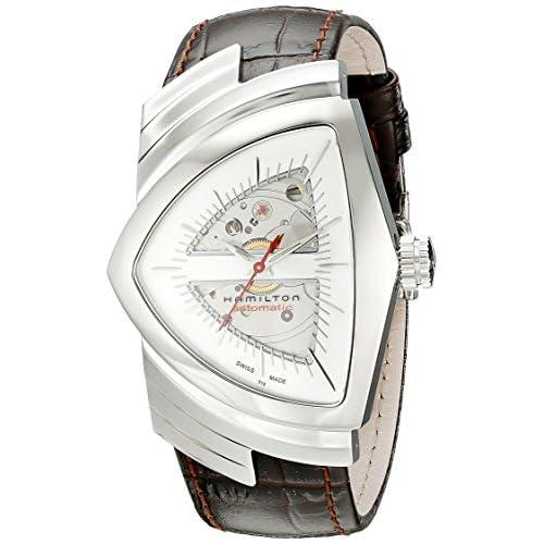 [ハミルトン]HAMILTON 腕時計 AMERICAN CLASSIC VENTURA AUTO H24515551 メンズ [正規輸入品]