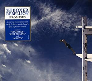 The Boxer Rebellion - Promises Rar Zip Mediafire, 4Shared, Rapidshare, Zippyshare Download