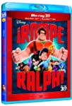 Rompe Ralph! (Blu-ray 3D) [Blu-ray]