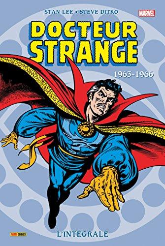 docteur-strange-integrale-t01-1963-1966