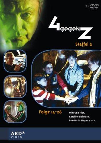 4 gegen Z - 2. Staffel, Folgen14-26 (2 DVDs)