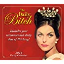 The Daily Bitch 2014 Boxed/Daily (calendar)