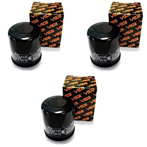 2002-2006 Victory Touring Cruiser Oil Filter - (3 pieces)