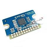 HiLetgo YL2020 20W+20W D類デジタルアンプ基板 12V-24Vミニアンプモジュール 完成品