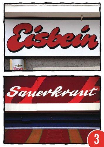 3er-Pack: Postkarte A6 +++ STREET ART von modern times +++ TRADITIONSREICHES DUO +++ TOM BÄCKER hier kaufen