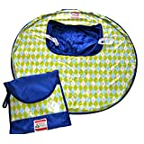 The Cambridge Neatnik Saucer® High Chair Cover & Baby Placemat All-in-One