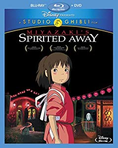 Spirited Away (2-Disc Blu-ray + DVD Combo Pack) by Walt Disney Studios