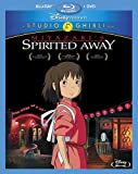 Spirited Away (2-Disc Blu-ray + DVD C...