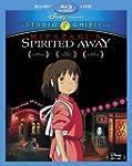 Spirited Away (2-Disc Blu-ray + DVD C...