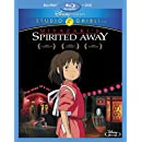 Spirited Away (2-Disc Blu-ray + DVD Combo Pack)