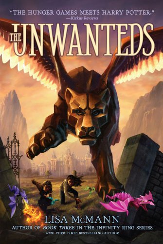 Kids on Fire: First Two Books In The Unwanteds Series On Sale For $2.99 Each