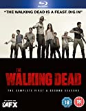 The Walking Dead - Season 1-2 [Blu-ray]