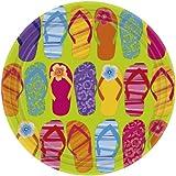 Plates Flip Flop, 26.6 cm, 8 pcs