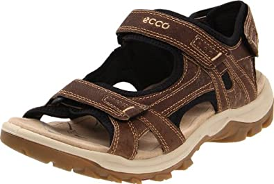competitive price 349a4 1712f (爱步)ECCO Mens Coba Sandal 男士真皮凉鞋黑99.81,