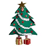 Christmas Tree Adult Costume Picture