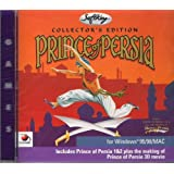 Prince of Persia Collectors Edition - Includes Prince of Persia 1 & 2 & the Making of Prince of Persia 3D Movie for Windows 98 / 95 / Mac OS 7.1