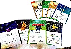 NkS Traders Pokemon Go cards Furious Fists (5 packs)
