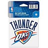 Oklahoma City Thunder Wincraft 4x4 Die Cut Decal Color Amazon.com