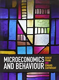Microeconomics and Behaviour download ebook