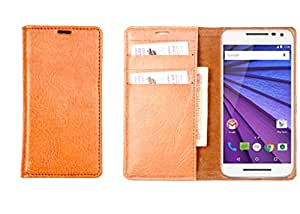 R&A Pu Leather Wallet Case Cover For LG L90