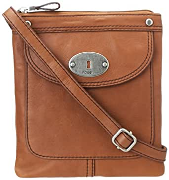 Fossil Maddox Mini Bag,Chestnut,One Size